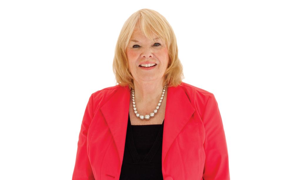 Rosalie Whitlock, Executive Director