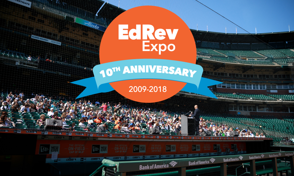 EdRev Expo 10th Anniversary