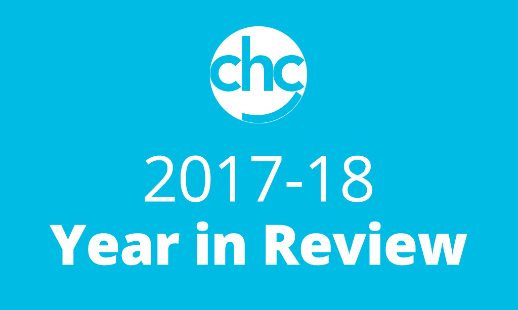 2017-18 Year in Review