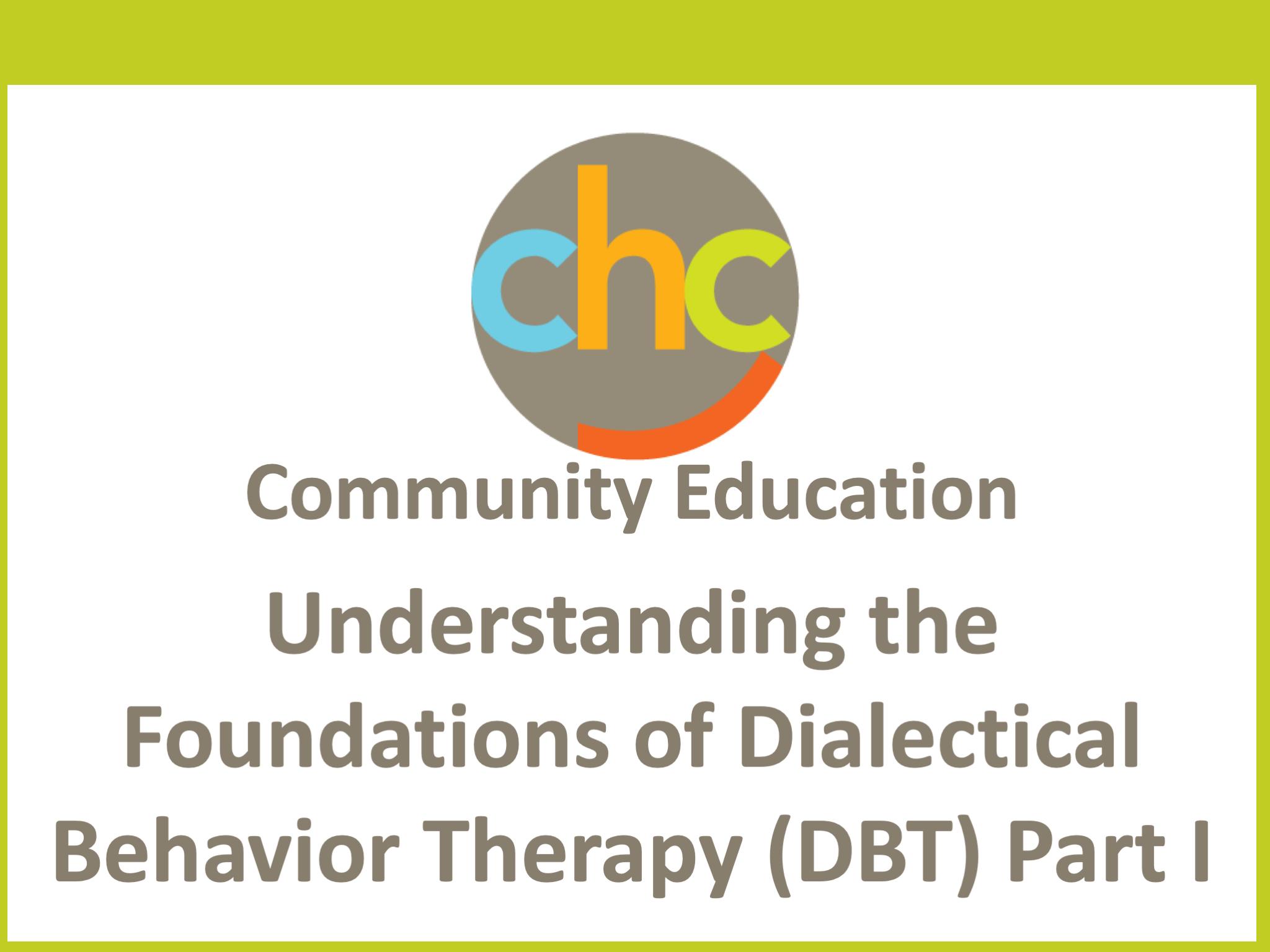 DialecticalBehaviorTherapyPart I 349