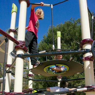 Sand Hill School Playground