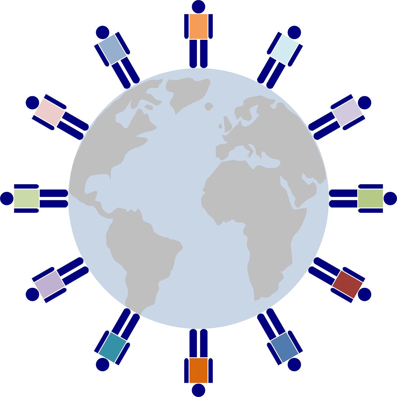 cultures globe
