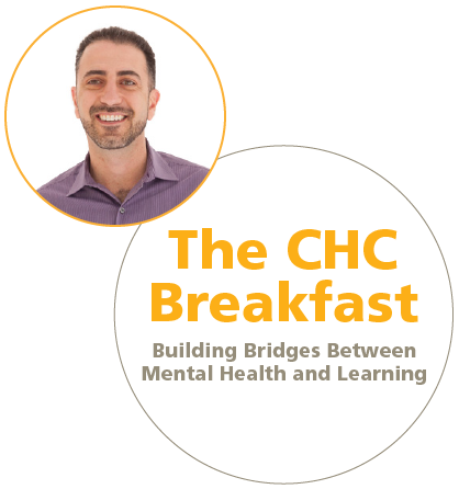 Ramsey Khasho, The CHC Breakfast: Building Bridges between Mental Health and Learning