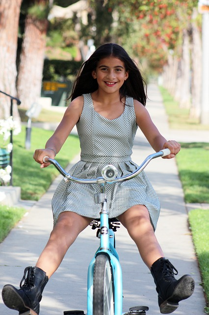 girl on bicycle50
