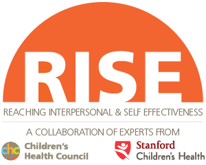RISE: Reaching Interpersonal Self-Effectiveness - A Collaboration of Experts from Children's Health Council and Stanford Children's Health